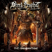 Artwork for The God Machine by Steel Prophet