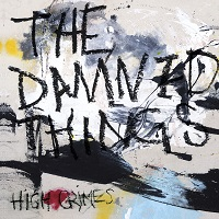 Artwork for High Crimes by The Damned Things