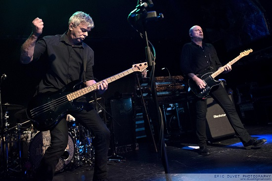 The Stranglers performing at the 2019 Vive Le Rock Awards. Photo by Eric Duvet.