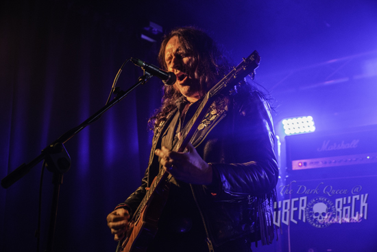 Asomvel live at Voodoo, Belfast - 3 May 2019