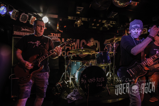 Baleful Creed at the Diamond Rock Club - 4 May 2019