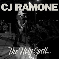 Artwork for The Holy Spell by CJ Ramone