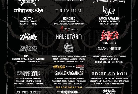 The Über Rockin' Guide to… Download Festival (Part Three)
