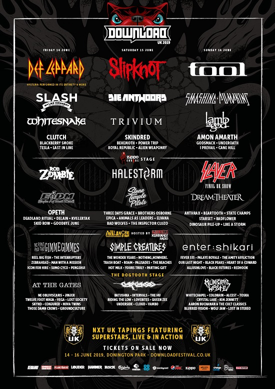 Final poster for Download 2019