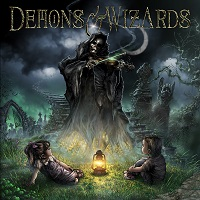Artwork for Demins & Wizards by Demons & Wizards