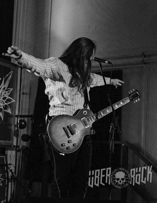 Florence Black at the EVI, Ebbw Vale, 25 May 2019
