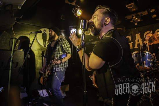 Gasoline Outlaws at the Diamond Rock Club - 4 May 2019