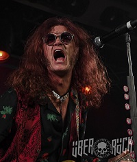 Glenn Hughes live in Cardiff, October 2019. Photo by Bandtogs.