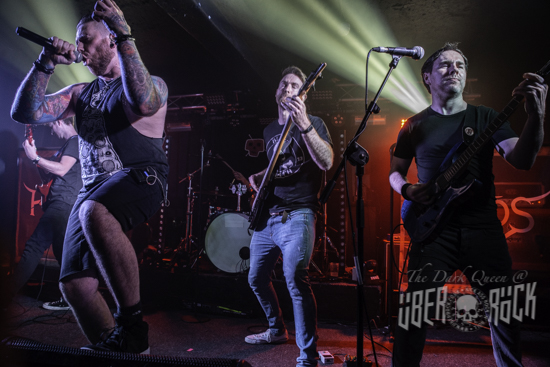 Ketos at the Bloodstock Metal 2 The Masses final, 17 May 2019