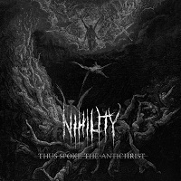 Artwork for Thus Spoke The Antichrist by Nihility