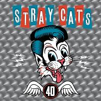 Stray Cats – '40' (Mascot)