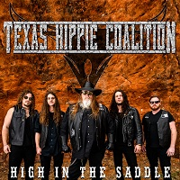 Artwork for High In The Saddle by Texas Hippie Coalition