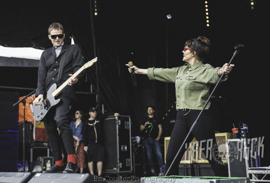 The Interrupters at Slam Dunk North 2019