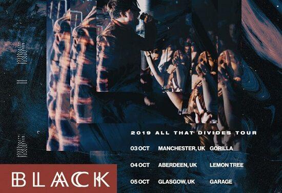 TOUR NEWS: Black Peaks announce October dates