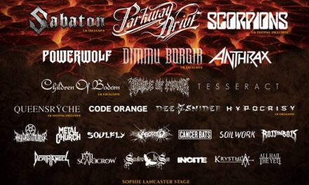 FESTIVAL NEWS: Bloodstock announces more Jäger and New Blood stage attractions