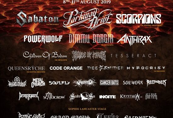 FESTIVAL NEWS: Bloodstock unveils Jäger Stage acts and more Metal 2 The Masses winners