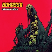 Artwork for Crimson Riders by Bokassa