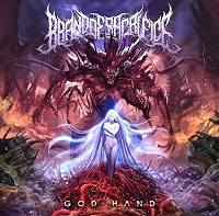 Artwork for Godhand by Brand Of Sacrifice