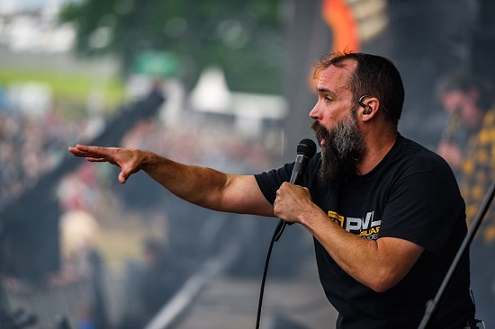 Clutch at Download 2019