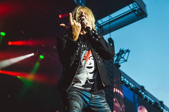 Def Leppard at Download 2019