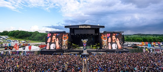 Overview of Download 2019 stage