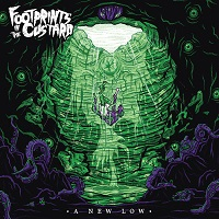 Artwork for A New Low by Footprints In The Custard