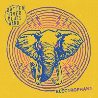 Artwork for Electrophant by Rotten River Blues Band