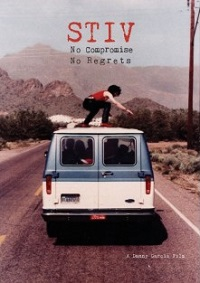 Cover of No Compromise, No Regrets, the new documentary about Stiv Bators