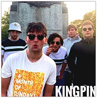 Cover photo for Kingpin by A Month Of Sundays