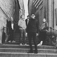 Photo of Scottish rock band A Month Of Sundays