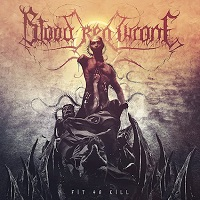 Artwork for Fit To Kill by Blood Red Throne