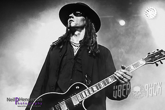 Fields Of The Nephilim - Glasgow - June 2019