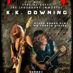 "FESTIVAL NEWS: KK Downing to ""boss"" it at Bloodstock"