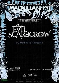 FESTIVAL NEWS: Evil Scarecrow to headline last Macmillan Fest (for now)