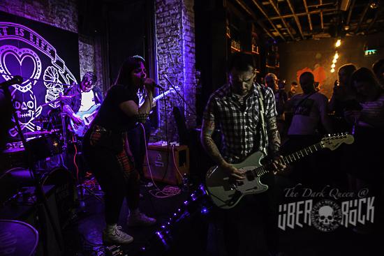 Paper Tigers at Love & Death, Belfast