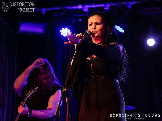 Ravenlight at Limelight 2, Belfast, 6 July 2019. Photo courtesy of Exposing Shadows.