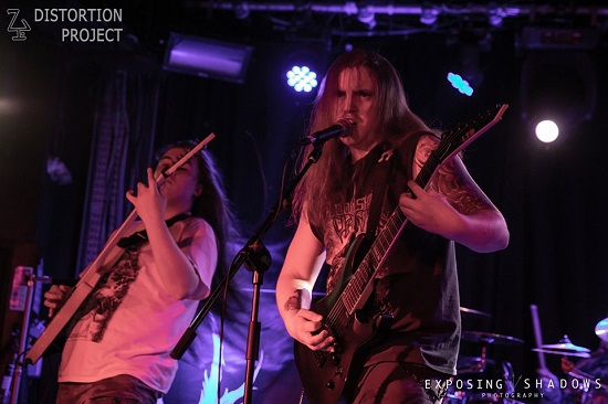 Rupturation at Limelight 2, Belfast, 6 July 2019. Photo courtesy of Exposing Shadows.