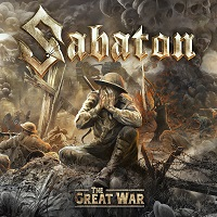 Artwork for The Great War by Sabaton