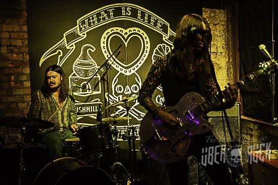 Wildhound at Love & Death, Belfast