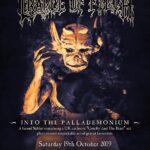 Cradle Of Filth to venture 'Into The Pallademonium'