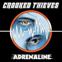 Artwork for Adrenaline by Crooked Thieves