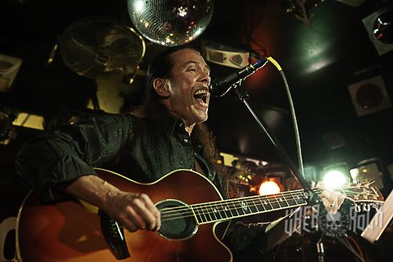 Danny Vaughn at Diamond Rock Club - August 2019