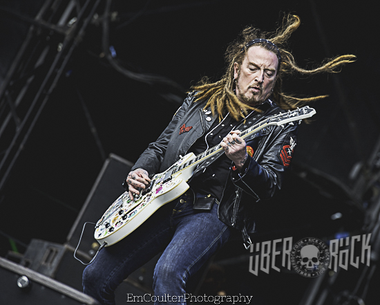 The Wildhearts at Bloodstock 2019