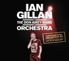Artwork for Contractual Obligation #2 Live In Warsaw by Ian Gillan