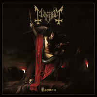 ALBUM NEWS: Mayhem to unleash their 'Daemon' in October.