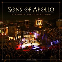 Artwork for Live With The Plovdiv Psychotic Symphony by Sons Of Apollo