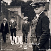 Artwork for Rewind Repeat Rebound by Volbeat