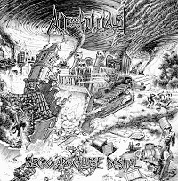 Artwork for Necro Apocalipse Bestial by Alcoholocaust