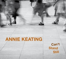 Artwork for Can't Stand Still by Annie Keating
