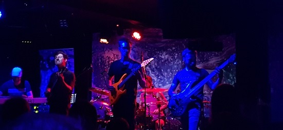 Arch Echo at Rebellion, Manchester, 8 September 2019